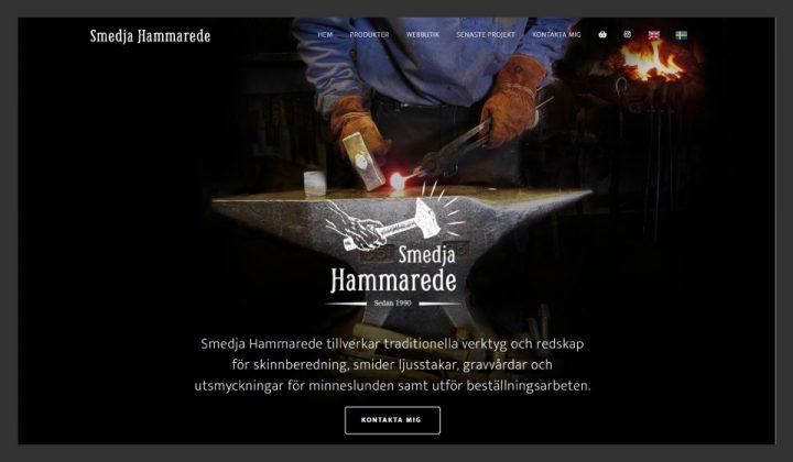 Webbutik Smedja Hammarede
