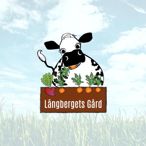 Logotyp Långbergetsgård