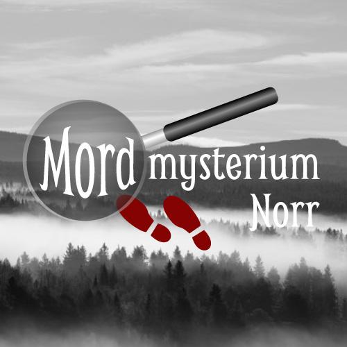Logotyp Mordmysterium Norr