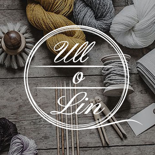 Logotyp Ull o Lin