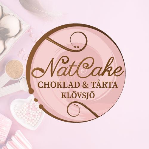 Logotyp Natcake