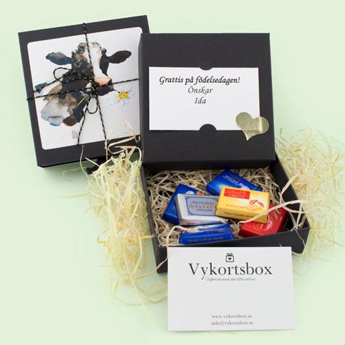Produktbild Vykortsbox